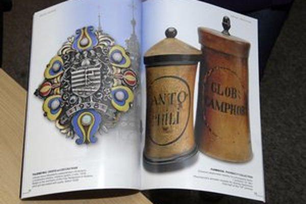 Reprezentačná publikácia. Tvorcovia sa zamerali hlavne na jej vizuál.