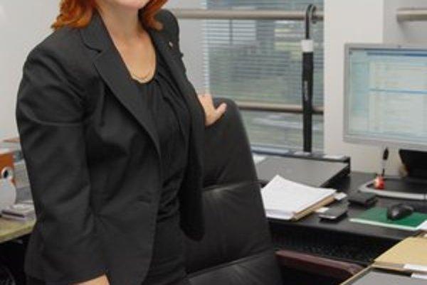 Ako viceprezidentka zodpovedá za 2 tisíc ľudí.