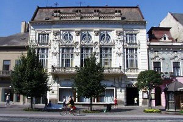 Divadelné priestory v tejto budove prejdú rekonštrukciou.