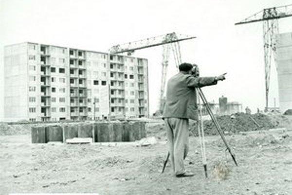 Pamiatka. Kolegovia a priatelia architekta si uctili jedného zo zabudnutých zo 60. rokov.