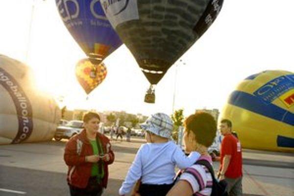 V stredu sa začína Balónová fiesta. Výhľad na slnko budú Košičanom tri dni zakrývať aj balóny.
