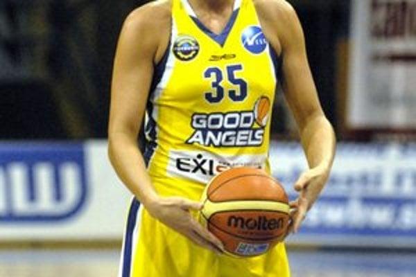 Erin Lawlessová v kvalifikácii bude mať na sebe dres Slovenska.