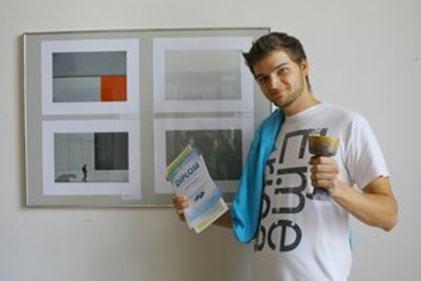 Michal Gedeon. Košičan získal hlavnú cenu.