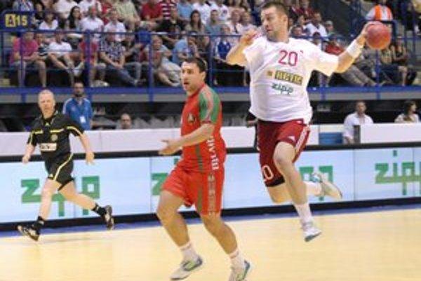 Tomáš Urban. Zápasy s Bielorusmi mu nedajú spať.