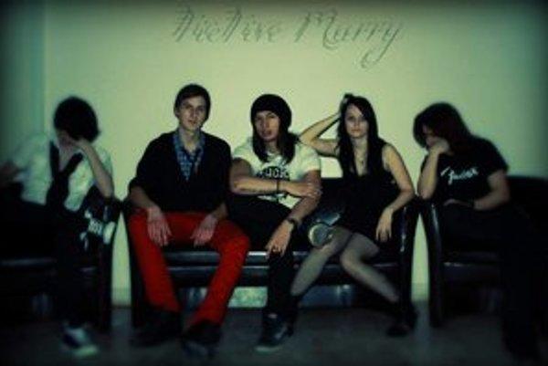 Víťaz 14. ročníka súťaže ROKOKO kapela Fictive Marry.
