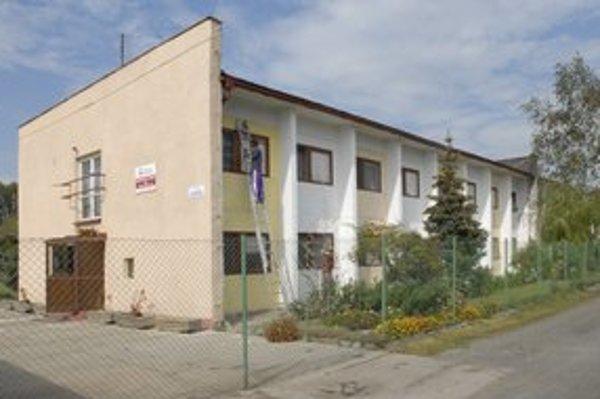 Charitný dom sv. Alžebty na Bosákovej ulici v Košiciach.