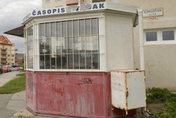 Staré trafiky chátrajú. Nedosahovali zisk, tak ich majitelia opustili.