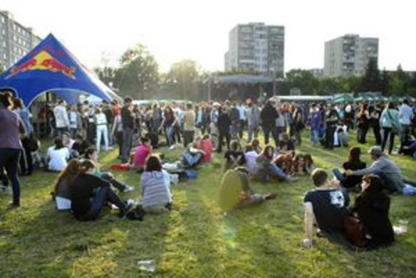 Študentské festivaly. Na budúci rok by sa mali odohrávať mimo obytnej zóny.