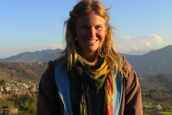 Veronika si z Nepálu priniesla množstvo zážitkov.