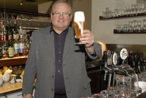 V. Berka ochutnal pivo už ako 4-ročný.