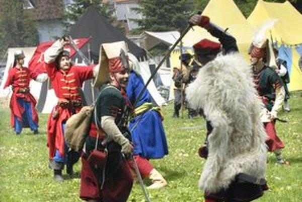 Rekonštrukcia bitky. Mesto pripravuje pre milovníkov histórie program na rozhanovskom poli.