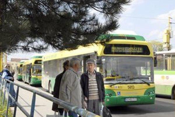 V košickej mestskej doprave uvažujú o zavedení 10-minútového lístka.