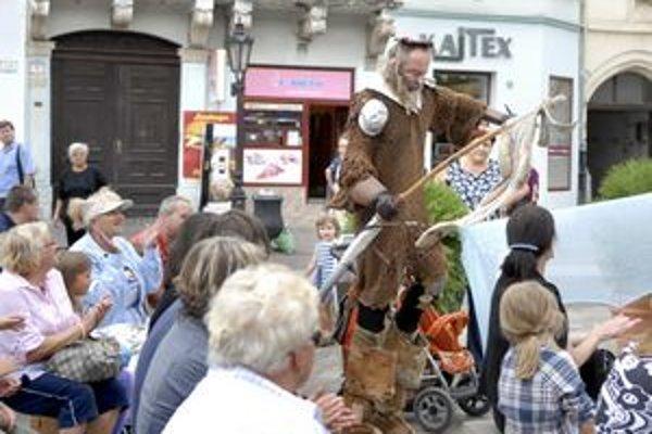 Don Quijote de la Ancha. Kultúrne leto ponúklo Košičanom lahôdku