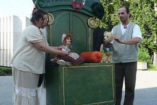 Na festivale sa predstaví aj Divadlo Maškrta.