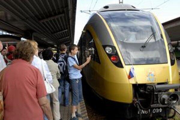 Totus Tuus. Pápežský vlak bol v Košiciach po prvý raz pred tromi rokmi.