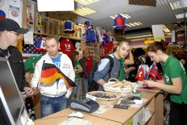 Košické informačné centrá navštívili stovky turistov.