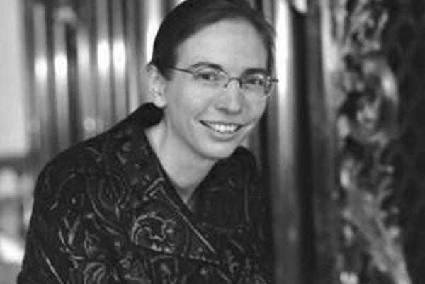 Dánska organistka Bine Katrine Bryndorf.