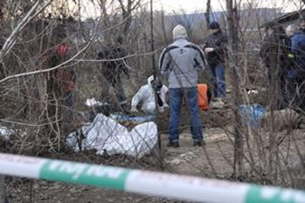 Miesto činu. Zavraždený Dušan dva roky nikomu nechýbal.