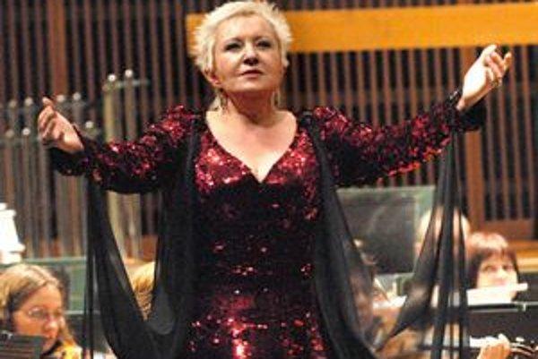 V Košiciach ponúkla ukážku zo svojho širokého repertoáru.