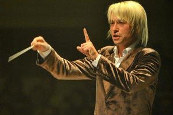 Piotr Rubik. Jeho veľkolepý koncert sa koná už v sobotu.