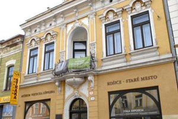 Múzeum Vojtecha Lofflera.