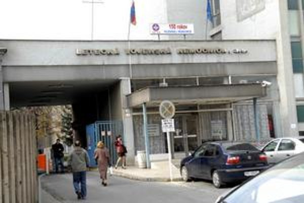 Vojenská nemocnica v košiciach