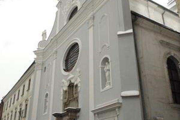 Seminárny kostol.