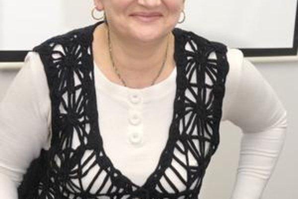 Ľudmila Slunečková. MČ Sídlisko Ťahanovce bude kontrolovať až do roku 2017.