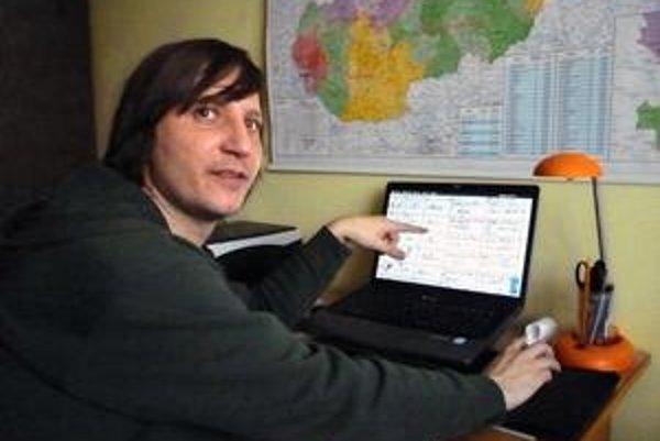 V súčasnosti sa genealogické bádanie M. Rímskeho presúva z archívov k počítaču. Čoraz viac matrík je totiž na internete.