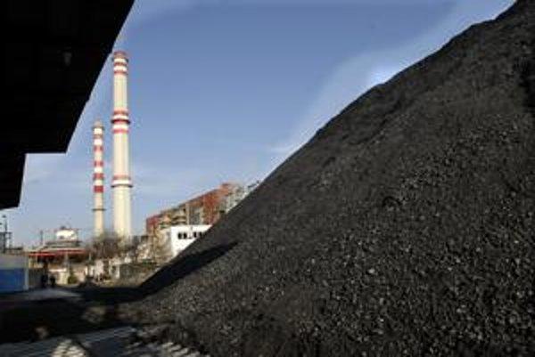 Tepláreň. Táto kopa uhlia v podniku zachránila výrobu v U. S. Steele.