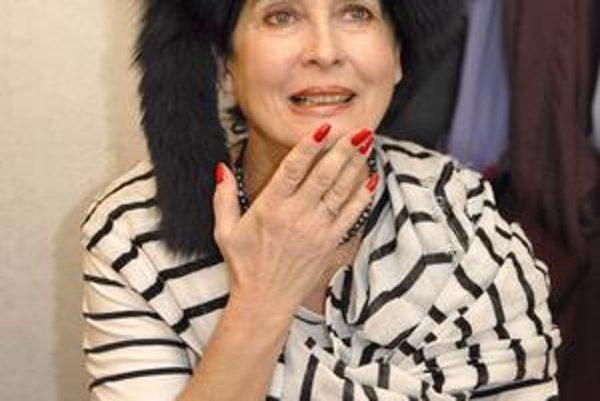 Zuzana Kocúriková.