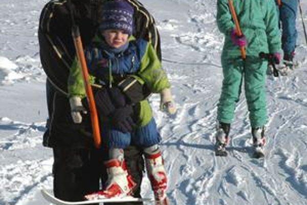 Veľmi dobré podmienky na lyžovanie hlásia aj na Jahodnej.