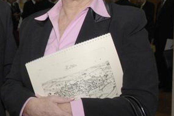 Katarína Čižmáriková. Dlhoročná novinárka je medzi ocenenými.