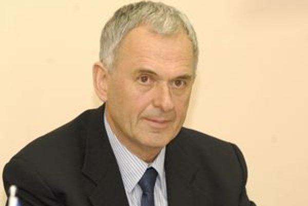 Rudolf Kočiško. Tvrdí, že vodu zo studne treba pravidelne monitorovať.