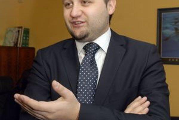 Jaroslav Kaifer. Tvrdí, že Sociálnej posťovni nedlhuje ani cent.