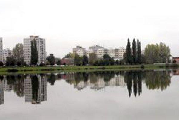 Rekreačná oblasť. Vyše 150-tisíc eur chcú získať z environmentálneho fondu.