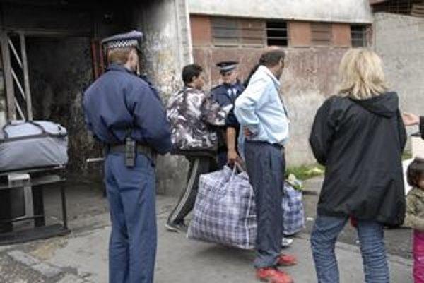 Lunik IX. Od 1. júna tam už budú mestskí policajti nastálo.