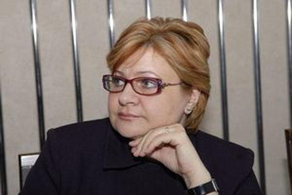 Iveta Kijevská (SDKÚ). Starostska košického KVP je prvou starostkou, ktorej navrhli.