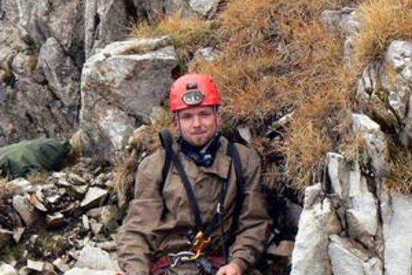 J. Psotka chodí za jaskyňami do Macedónska od roku 2004.