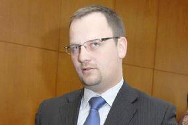 Marek Vargovčák. Viceprimátor chce u ministra Mikloša vybaviť 49 percent akcií TEKO pre mesto.