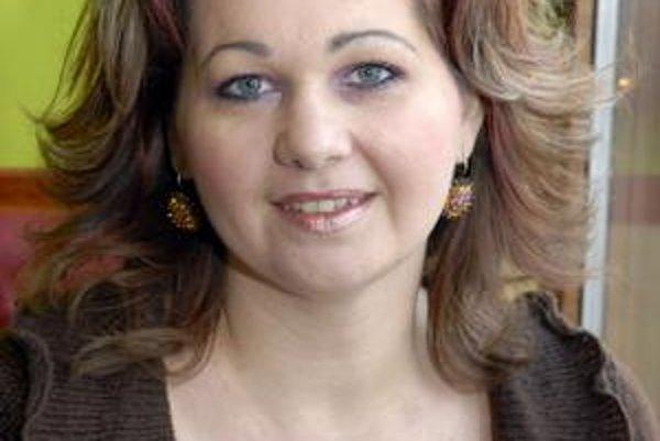 Tatiana Paľovčíková-Paládiová.