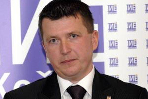 starosta MČ Košice-Krásna Marek Kažimír.