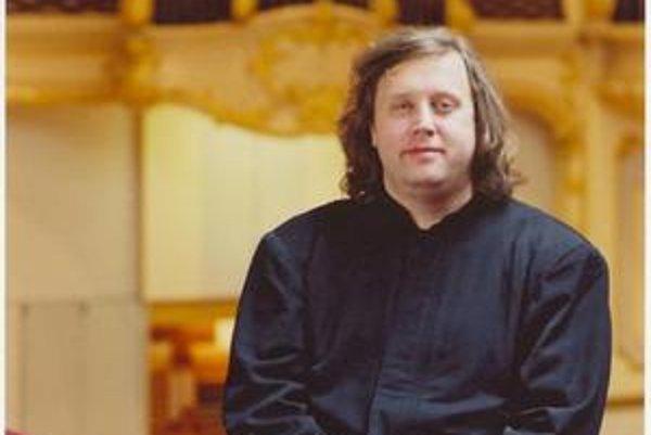 Matthias Eisenberg. Vynikajúci nemecký organista sa predstaví recitálom v Dóme sv. Alžbety.