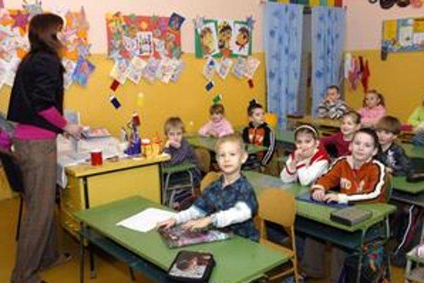 Čo budeme robiť? Deti lákajú zväčša počítače a šport.