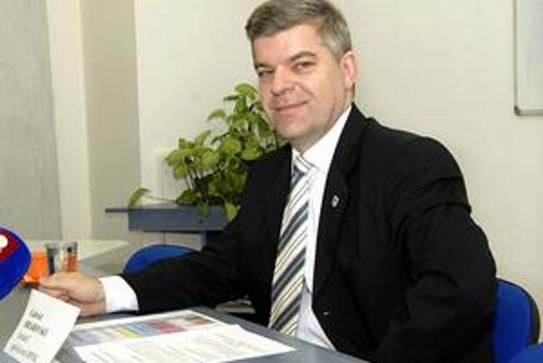 Gabriel Hrabovský. Šéf BPMK sa stal majiteľom lukratívnych priestorov dvojročnou okľukou.