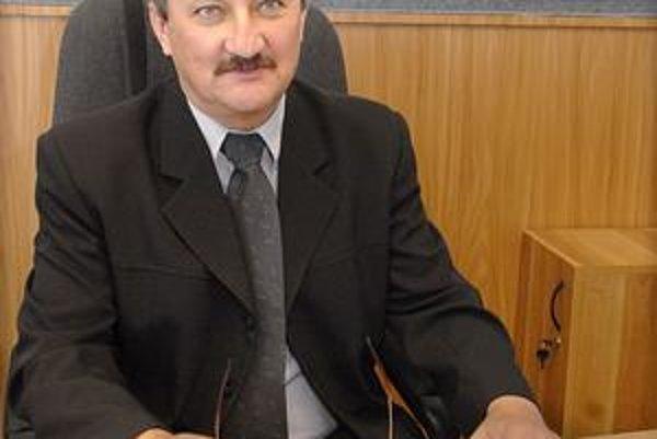 Marián Sasák. Je proti ťažbe uránu na Jahodnej.