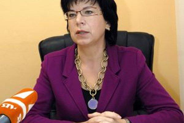 Iveta Marinová, prvá žena v histórii nemocnice na riaditeľskej pozícii. Jej prioritou je stabilizovať ekonomiku a poskytovať kvalitnú zdravotnú starostlivosť.