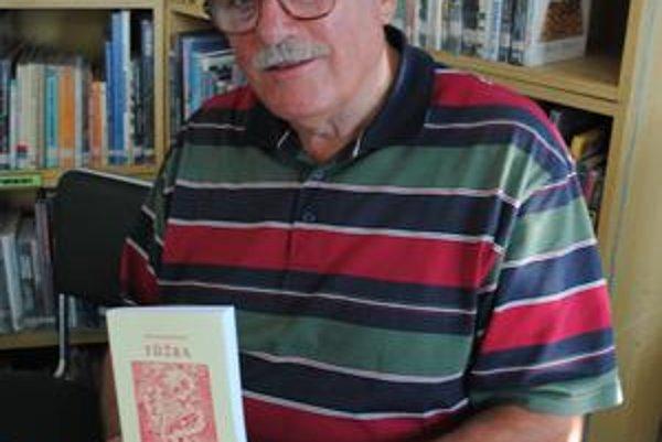 Košický spisovateľ Michal Repovský.