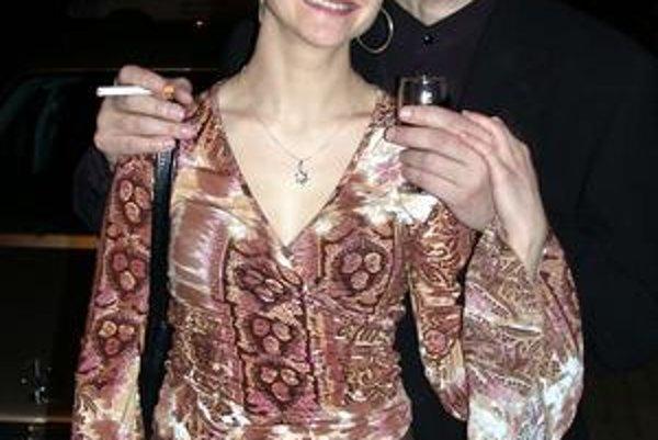 S Luciou Šoralovou tvorí pár už osem rokov.