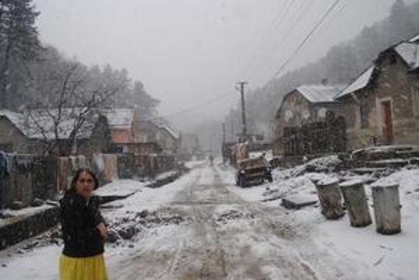 Miestna osada. Žltačka sa šíri najmä v tejto časti obce.